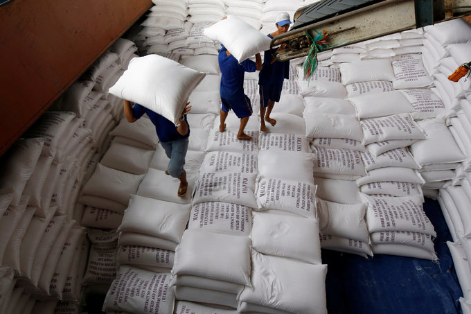 India rice rates gain as Bangladesh keeps up purchases, Vietnam ends flat run