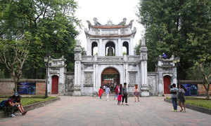Vietnam's first university goes multilingual to cater for foreign visitors