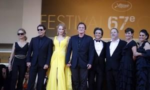 Uma Thurman details Weinstein 'attack'