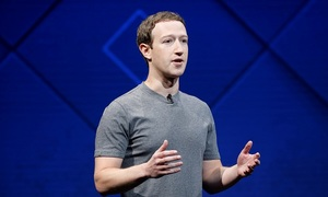 Zuckerberg acknowledges 'mistakes' as Facebook turns 14​