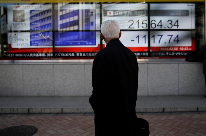 Asia stocks pummeled by fresh Wall Street slide, safe havens in demand