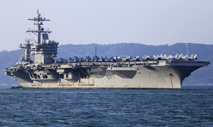 'Historic' US aircraft carrier visit in Vietnam raises global headlines, and expectations
