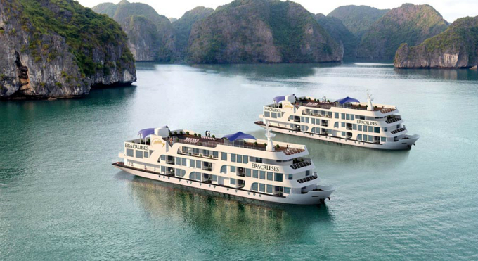 Sail in style to world-renowned Ha Long Bay with luxury cruise liners - 3