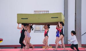 Inside the Hanoi gym where Vietnam molds its future stars