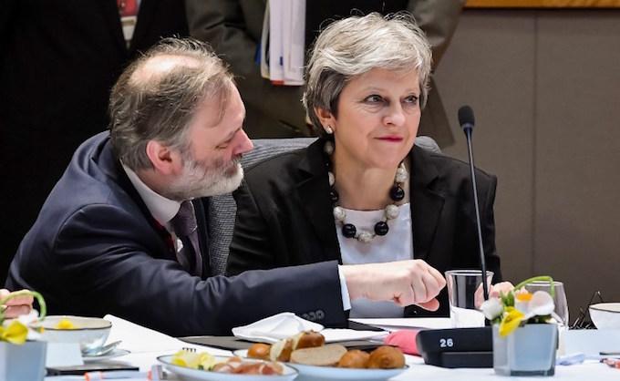 EU leaders agree Brexit talks guidelines