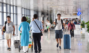 Hanoi pushes for expansion of int'l airport