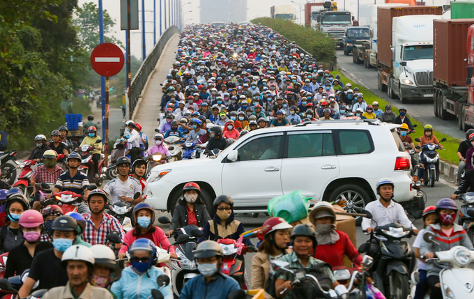 Ho Chi Minh City looks underground for urban expansion