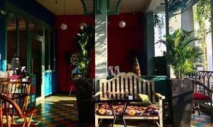 3 green cafés to escape the summer heat in Saigon