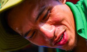 Sweat it out: Saigonese struggle as heat wave bakes city