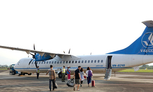 Flights to Vietnam's Con Dao Island rescheduled for military training