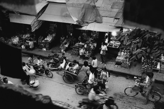 Just 27 years ago, Hanoi was a different world
