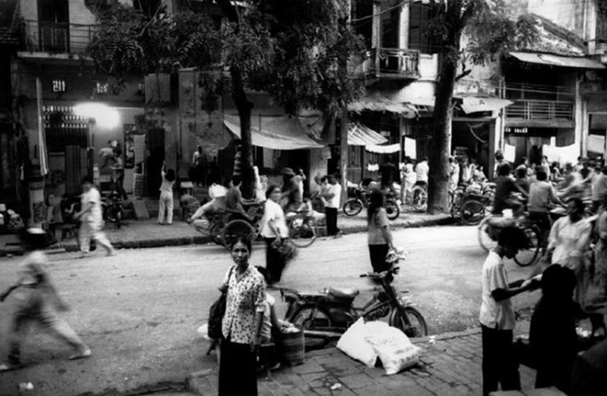 Just 27 years ago, Hanoi was a different world - 1