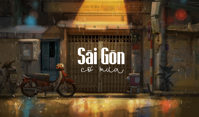 Get drenched in the beauty of Saigon
