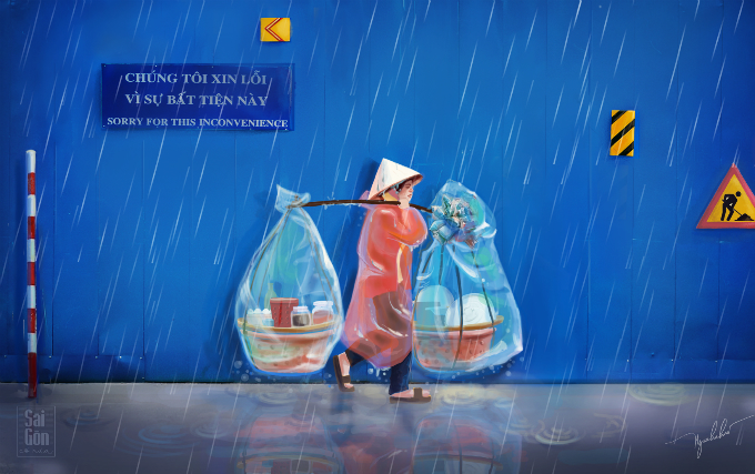 Get drenched in the beauty of Saigon - 3