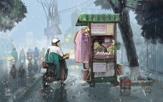 Get drenched in the beauty of Saigon - 2