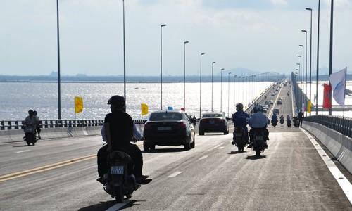 Northern Vietnam port city wants second sea-crossing bridge