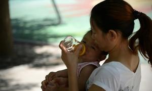 Trumps weighs in on breastfeeding debate, defends formula