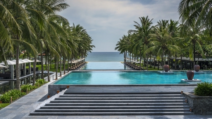 Vietnam resort hotel ranked among the best in the world