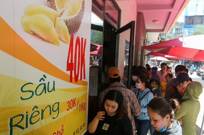 Return the seeds when you eat at this Saigons durian spot - 1