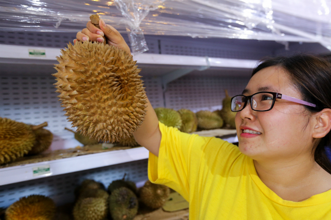 Return the seeds when you eat at this Saigons durian spot - 5