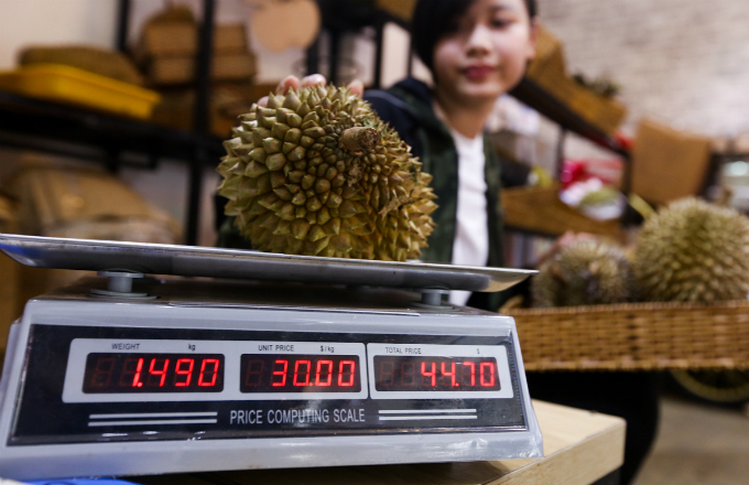 Return the seeds when you eat at this Saigons durian spot - 3