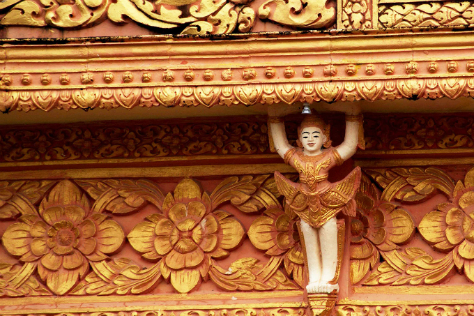 Take a look at the majestic Khmer pagoda in Southern Vietnam - 6