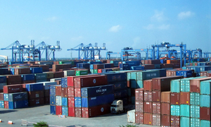 Logistics giant in divestment spree