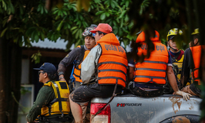 Vietnamese army ready to help disaster-hit countries