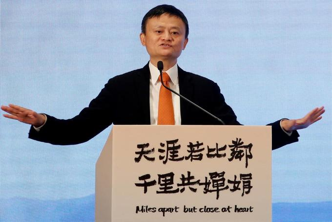 Alibaba's Jack Ma to step down in one year, Zhang to become chairman