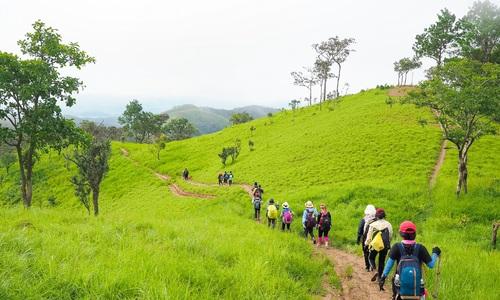 Vietnam's best trek is no walk in the park