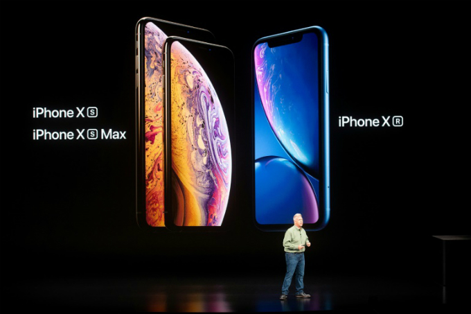 The new iPhone line-up includes three updates to the top-end X model