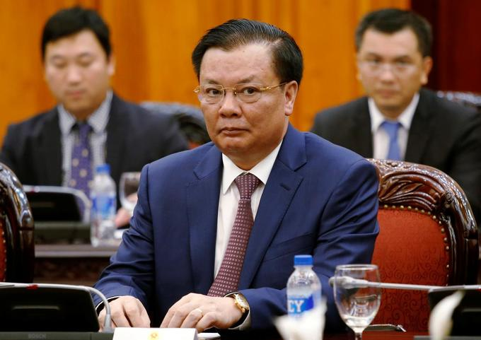 Vietnam finance minister urges flexibility in forex policy, says debt ratio falling