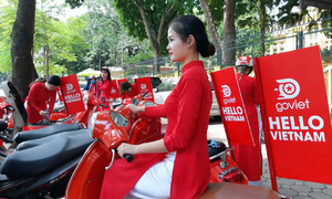 Go-Jek launches services in Hanoi amid $500 million overseas expansion drive