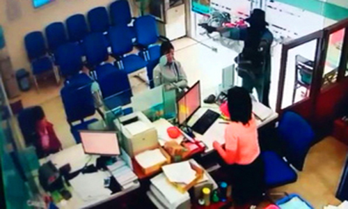Bank heist suspect arrested in southern Vietnam