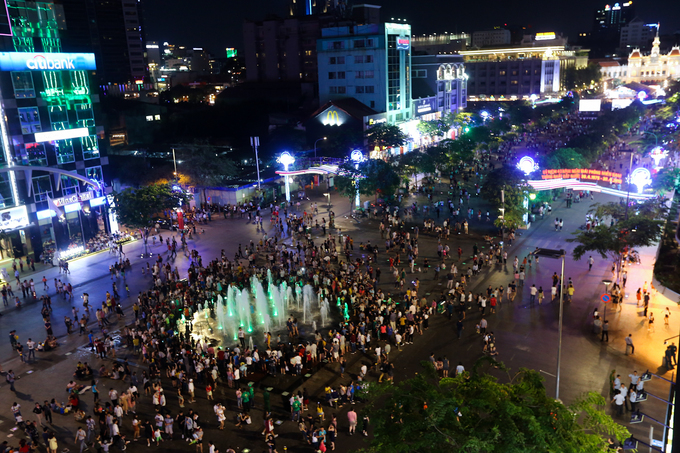 HCMC seeks to become pedestrian friendly
