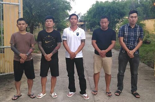 Vietnam police bust $25 mln online gambling ring