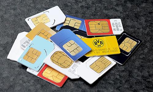 Vietnam mulls banning sales of pre-used SIM cards