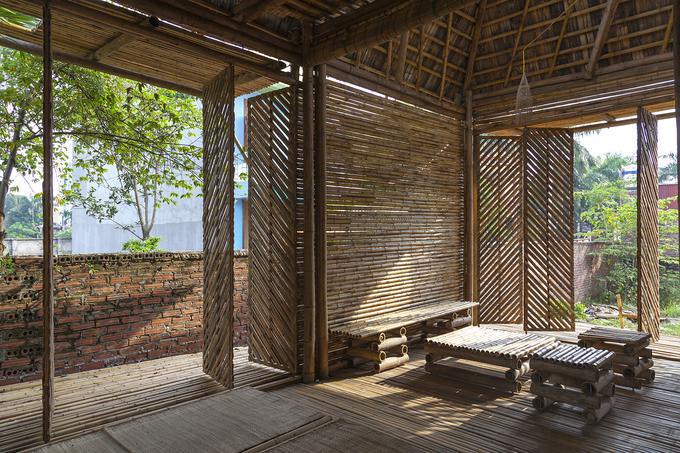 Vietnams bamboo house won prestige German design award - 1