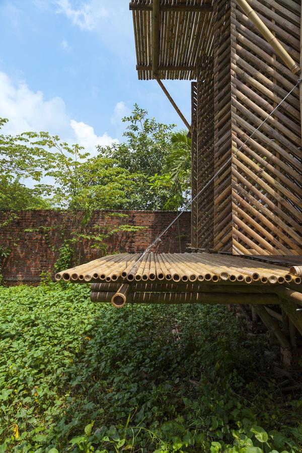 Vietnams bamboo house won prestige German design award - 3