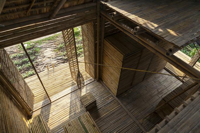 Vietnams bamboo house won prestige German design award - 8