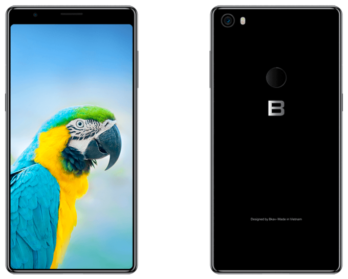 3rd generation of Vietnam's Bphone unveiled; no home button