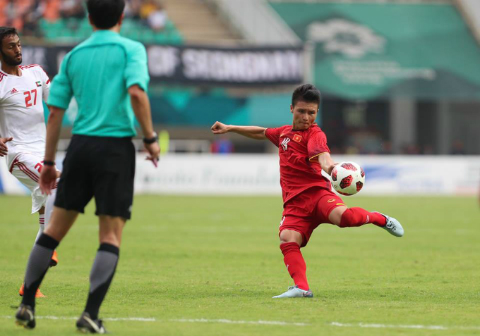 8 Hanoians in Vietnam's national football squad shortlist