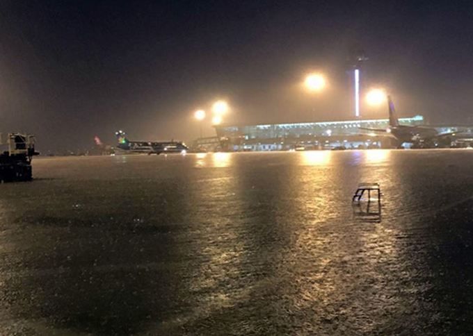 Flooding prevention top priority in expansion of Vietnam's largest airport