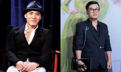 Cory Tran(left) và Phan Nguyen Minh Quan