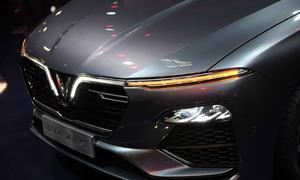 Vingroup sees credit rating cut due to Vinfast car venture, but remains unfazed