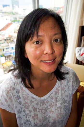 Sue Bylund now. Photo by Sue Bylund