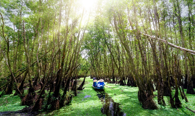 Mekong Delta gets a high travel recommendation