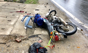 Road crash kills two foreign tourists in northern Vietnam