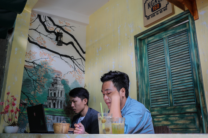 Pay a visit to last centurys Hanoi in this Saigon café - 10