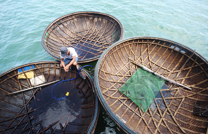 The corcale miracle: How quid fishing boats are made